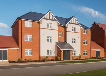 "Thumbnail 2 bed flat for sale in ""Aspen Court"" at Marsh Lane, Harlow"