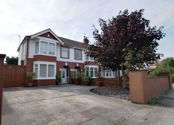 Thumbnail 3 bed semi-detached house for sale in Bispham Road, Blackpool, Lancashire