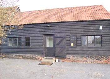 Thumbnail Office to let in Main Road, Boreham, Chelmsford