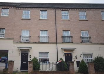 Thumbnail 4 bedroom terraced house to rent in Falstaff Court, Chellaston, Derby