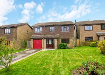 Thumbnail 5 bed detached house for sale in Oakwood Park, Nutley, Uckfield