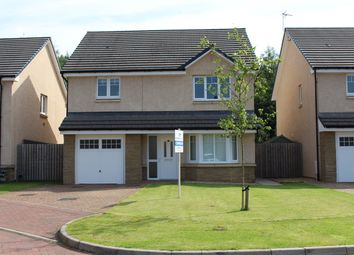 Thumbnail 4 bed detached house for sale in Glassingall Road, Dunblane