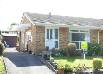Thumbnail 2 bed semi-detached bungalow to rent in Wyebank Road, Tutshill, Chepstow, Gloucestershire