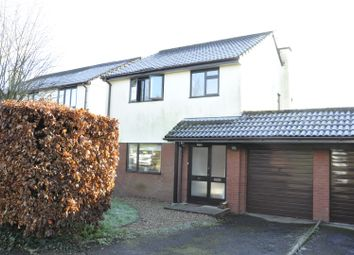 Thumbnail 3 bed detached house for sale in Ellerhayes, Hele, Exeter