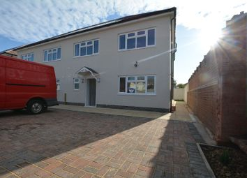 Thumbnail 4 bed semi-detached house to rent in Cherry Orchard Court, Eyres Monsell, Leicester