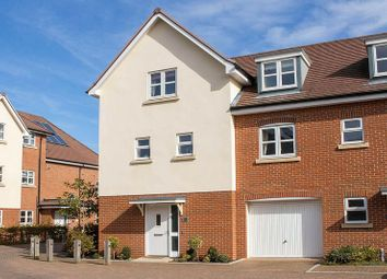 Thumbnail 4 bed semi-detached house for sale in The Mallards, Totton, Southampton