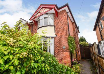 Thumbnail 3 bed semi-detached house for sale in Parklands Drive, Loughborough