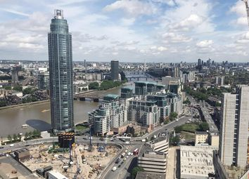 Thumbnail 2 bedroom flat for sale in Sky Gardens, 155 Wandsworth Road, Nine Elms, London