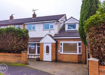 Thumbnail 4 bedroom semi-detached house for sale in Westleigh Lane, Leigh, Lancashire