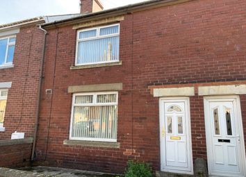 Thumbnail 2 bed end terrace house to rent in Front Street, Leadgate, Consett