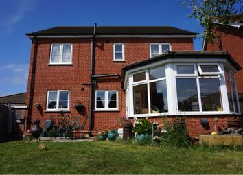 Thumbnail 4 bed detached house for sale in Pasture Lane, Scartho
