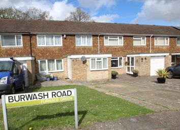 Thumbnail 3 bed terraced house for sale in Burwash Road, Crawley, West Sussex