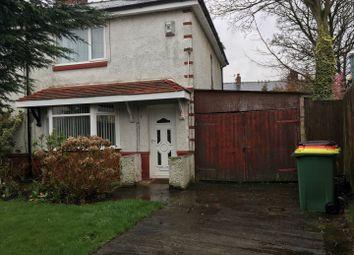 Thumbnail 2 bedroom semi-detached house to rent in Tamar Street, Preston, Lancashire