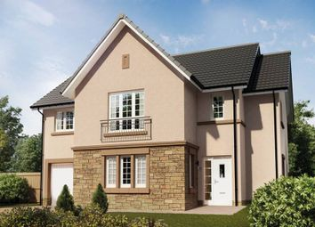 "Thumbnail 4 bed detached house for sale in ""The Cleland"" at Lethame Road, Strathaven"