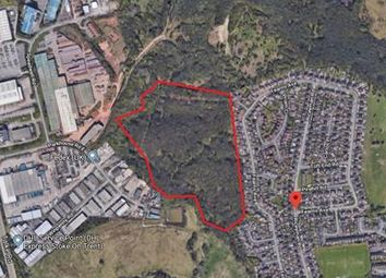 Thumbnail Land for sale in Woodland, Off Fearns Avenue, Bradwell, Newcastle Under Lyme, Staffordshire