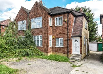 2 bed maisonette for sale in Woodcock Hill, Harrow, Middlesex HA3