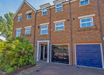 Thumbnail 4 bed town house for sale in Pembroke Avenue, Pinner