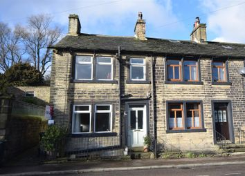 Thumbnail 2 bed terraced house for sale in 294 Oldham Road, Rishworth