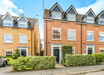 Thumbnail 4 bed semi-detached house for sale in Sissinghurst Drive, Thrapston, Kettering