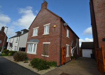 Thumbnail 4 bed detached house for sale in Hubbard Road, Burton-On-The-Wolds, Leicestershire