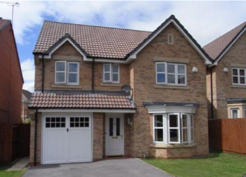 Thumbnail 4 bed detached house to rent in Summerville Close, Littleover, Derby