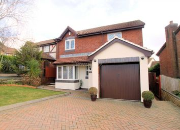Thumbnail 4 bed detached house for sale in St Marks Road, Derriford