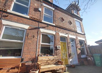 Thumbnail 3 bed terraced house for sale in Foljambe Terrace, Nottingham