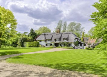 Thumbnail 5 bed detached house for sale in The Green, Hilton, Huntingdon
