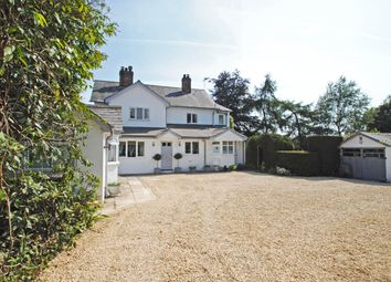 Thumbnail 5 bed detached house for sale in Sotwell Street, Brightwell-Cum-Sotwell, Wallingford