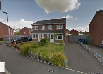 Thumbnail 3 bed semi-detached house to rent in Lysander Drive, Padgate, Warrington