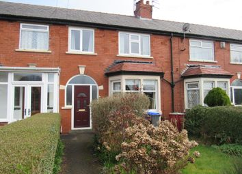 Thumbnail 3 bed terraced house to rent in Annesley Avenue, Layton