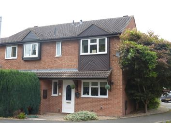 Thumbnail 3 bed end terrace house for sale in Chequers Close, Hereford