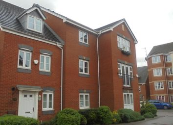 Thumbnail 2 bedroom flat to rent in Atlantic Way, Derby