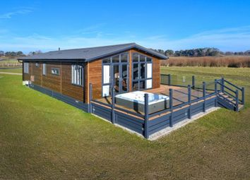 Thumbnail 2 bed lodge for sale in Chester Road, Oakmere, Northwich