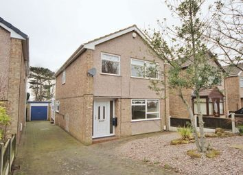Thumbnail 4 bed detached house for sale in Lea Close, Noctorum, Wirral