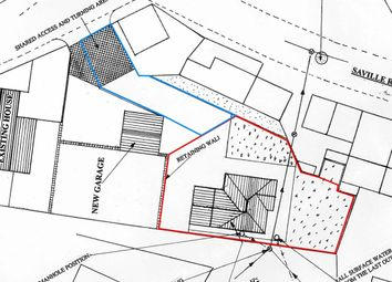 Thumbnail Land for sale in Saville Road, Skelmanthorpe, Huddersfield