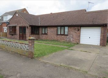 Thumbnail 3 bed detached bungalow for sale in Hall Road, Great Hale, Sleaford