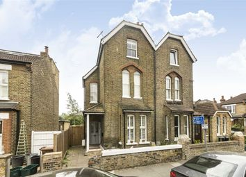 Thumbnail 4 bed semi-detached house for sale in Park Road, Colliers Wood, London
