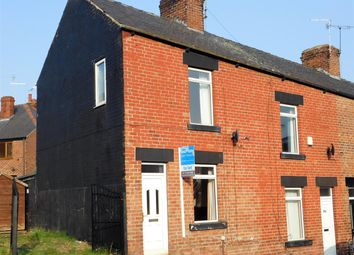 Thumbnail 2 bed end terrace house to rent in Honeywell Lane, Barnsley