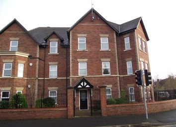 Thumbnail 2 bed flat to rent in Farriers Way, Poulton Le Fylde, Lancs
