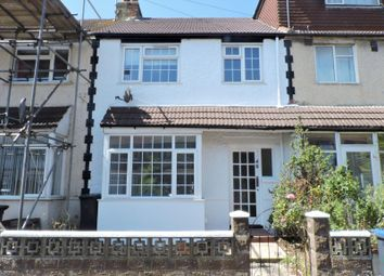 Thumbnail 3 bedroom terraced house to rent in St. Richards Road, Portslade, Brighton