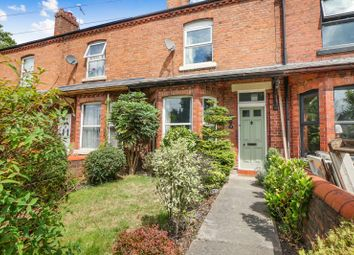 Thumbnail 2 bed terraced house to rent in Sealand Road, Chester