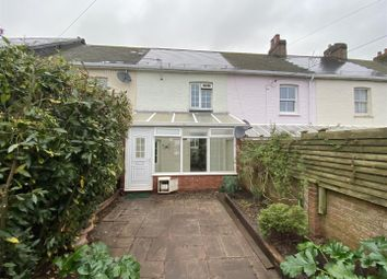 Thumbnail 2 bed terraced house to rent in Belmont Road, Tiverton