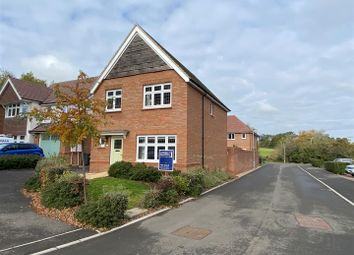 Garden Court, King Edward Close, Calne SN11. 3 bed detached house for sale