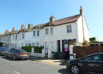 Thumbnail 3 bed flat to rent in Coleridge Street, Hove