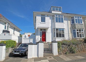 Thumbnail 5 bed semi-detached house for sale in Venn Grove, Hartley, Plymouth