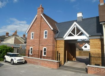Thumbnail 2 bed flat to rent in Old Drum Mews, Chapel Street, Petersfield