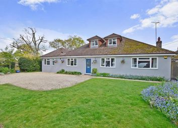 Thumbnail 4 bed detached house for sale in Nightingale Lane, Storrington, West Sussex