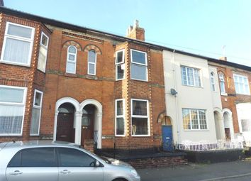 Thumbnail 3 bed terraced house for sale in Howard Street, Derby