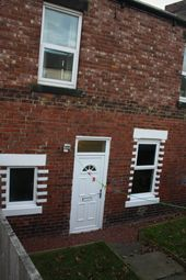 Thumbnail 1 bed flat to rent in Woodburn Street, Lemington, Newcastle Upon Tyne